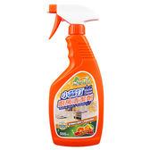 小綠人 小蘇打廚房清潔劑(柑橘) 500ml【BG Shop】