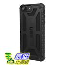 【美國代購】UAG iPhone 8 7 6s Plus 5.5 吋螢幕 Monarch Feather-Light 軍用摔落測試手機殼 黑色