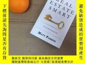 二手書博民逛書店Real罕見Estate Smart(房地產智慧)Y277407