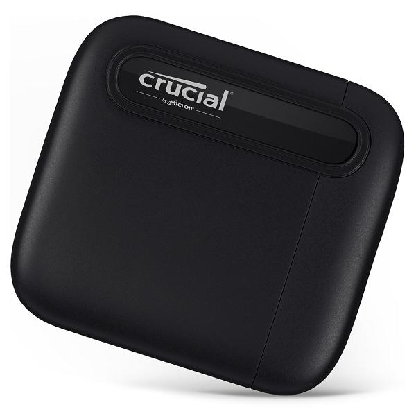 Micron 美光 Crucial X6 1TB Typc C 外接式 SSD 固態硬碟 行動硬碟