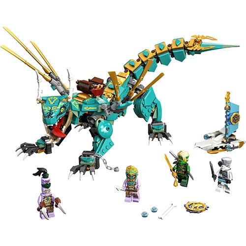 樂高積木 LEGO《 LT71746 》 NINJAGO 旋風忍者系列 - 叢林龍 / JOYBUS玩具百貨