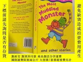 二手書博民逛書店.the罕見most muddled monster 最糊塗的怪物Y200392