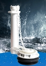【麗室衛浴】 瑞士GEBERIT 水箱雙體排水器 A-061