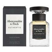 Abercrombie&Fitch 真我男性淡香水 30ml Vivo薇朵