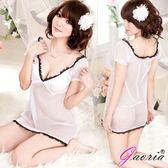 情趣用品 Gaoria純潔天使透明情趣睡裙睡衣 N3-0024
