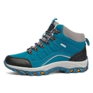 秋冬季高幫登山鞋防滑登山戶外鞋中老年徒步鞋大碼男女鞋透氣耐磨 小艾新品
