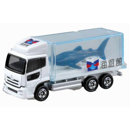 TOMICA 多美小汽車NO.069 海游館鯊魚車_TM069A