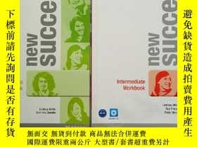 二手書博民逛書店【New罕見Success Pre-Intermediate S