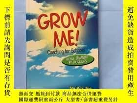 二手書博民逛書店Grow罕見Me! coaching for schoolY26