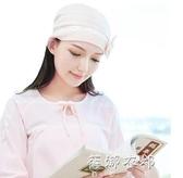月子帽薄款保暖產婦帽頭巾孕婦帽子坐月子用品 歐韓流行館