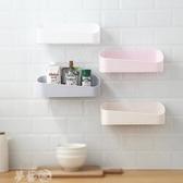 浴室置物架 浴室免打孔置物架壁掛式收納架廚房墻角儲物架三角架衛生間整理架 夢藝家