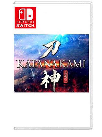 任天堂 Switch NS 侍道外傳 刀神 繁體中文版 預購2020年初
