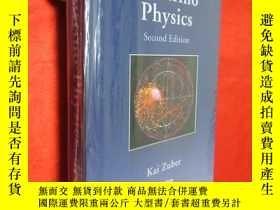 二手書博民逛書店Neutrino罕見Physics (小16開,硬精裝) 【詳見