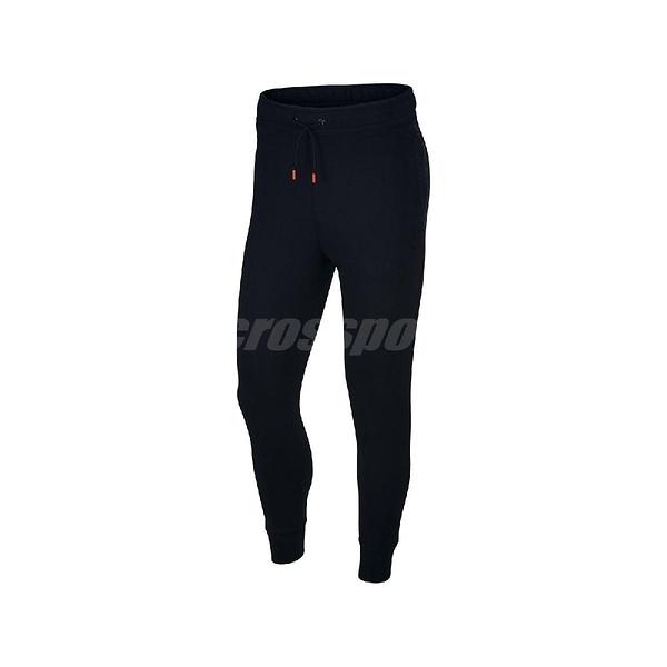 Nike 長褲 LeBron Basketball Trousers 黑 男款 籃球長褲 棉褲 運動休閒 【PUMP306】 AT3899-010