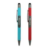 GLiTTER 電容式觸控筆 二合一觸控原子筆 觸控手寫筆 適用 手機平板電腦專用觸控筆 電容筆
