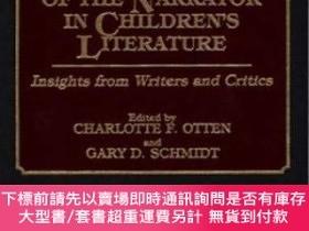 二手書博民逛書店The罕見Voice Of The Narrator In Children s LiteratureY255
