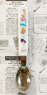 【震撼精品百貨】光之美少女_ふたりはプリキュア~日本光之美少女不銹鋼湯匙-白#57110