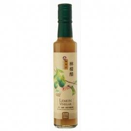 陳稼莊 檸檬醋(無加糖)250ml