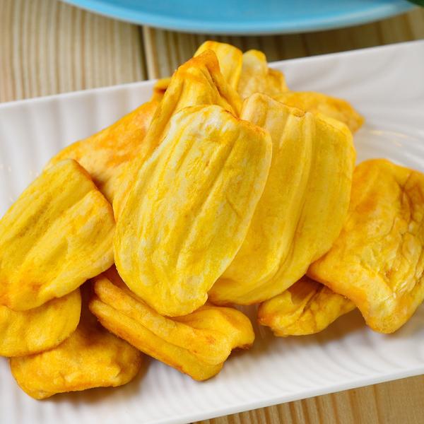 菠蘿蜜脆片160G 每日優果