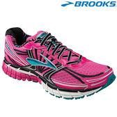【BROOKS】美國進口Adrenaline GTS 14女款B楦專業支撐款慢跑鞋