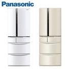 【南紡購物中心】Panasonic國際牌501公升六門日本原裝冰箱(NR-F507VT)