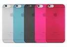 ★APP Studio★【Ozaki 】Ozaki O!Coat  0.3 Jelly   iPhone  6/6s (GapFree)超薄透色保護殼