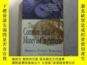 二手書博民逛書店The罕見Common Sense of Money and I
