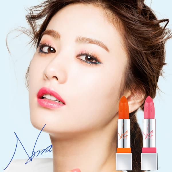 韓國 MEMEBOX NANA聯名顯色唇膏 3.5g 多款供選 ☆巴黎草莓☆