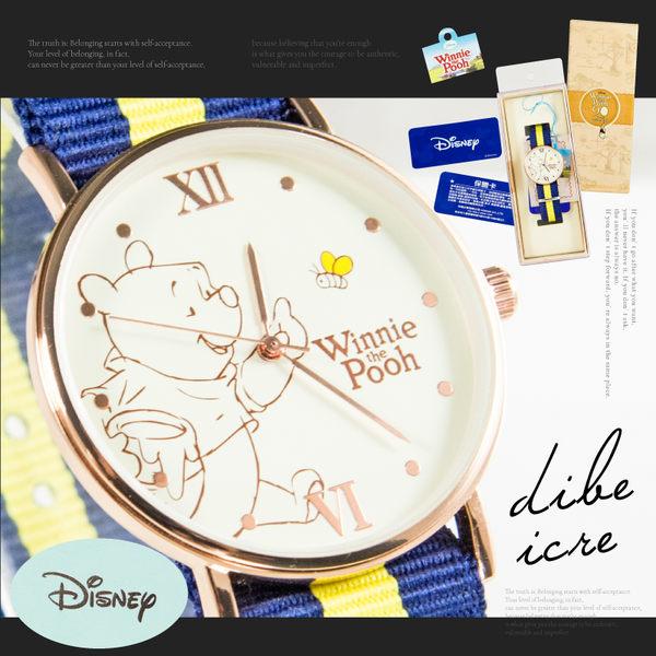 【限時優惠價】Disney授權迪士尼童錶  維尼熊米奇史迪奇【珍藏限量版】☆匠子工坊☆【UQ0128】K