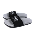 adidas ADILETTE COMFORT 拖鞋 運動型 黑/灰 男鞋 FZ1701 no929
