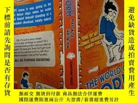 二手書博民逛書店THE罕見WORLD OF NORM:規範的世界Y200392