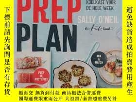 二手書博民逛書店Meal罕見prep plan: in drie stappen naar een gevulde koelkas