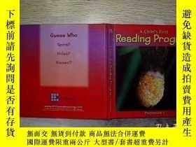 二手書博民逛書店A罕見CHILD S FIRST READING PROGRAM