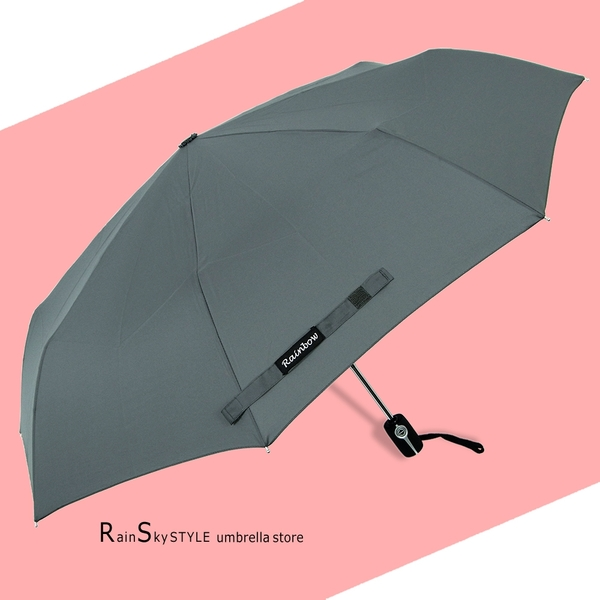 【RainSky】Classic經典自動傘-41吋大傘面 / 傘 雨傘 洋傘 折疊傘 遮陽傘 大傘 抗UV傘 防風 撥水+3
