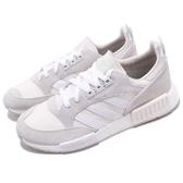 【六折特賣】adidas 休閒鞋 Boston Super x R1 白 灰 男鞋 女鞋 NMD 合體鞋款 運動鞋 【ACS】 G27834