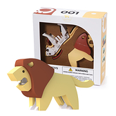 【Halftoys 哈福玩具】動物系列 - LION 獅子 SF00407