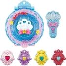日本 光之美少女 熱情魔法變身粉盒 BD57047 BANDAI 公司貨