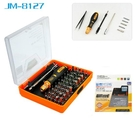 J0107》53合1螺絲起子組 (JAKEMY)JM-8127 53合1 多功能螺絲起子組 電腦 手機維修拆機