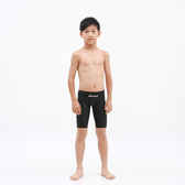 ≡MARIUM≡ 小男競賽馬褲 -壓條(黑色) MAR-810510J