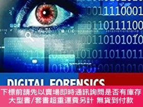二手書博民逛書店Digital罕見Forensics and Investigation: From Data to Digita