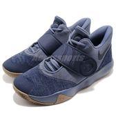 Nike 籃球鞋 KD Trey 5 VI EP 6代 藍 咖啡 XDR 耐磨鞋底 男鞋 Kevin Durant【PUMP306】 AA7070-400