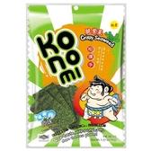 相撲手Konomi脆紫菜海苔-原味36g【愛買】