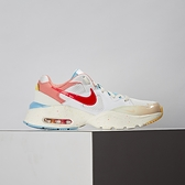 Nike Air Max Fusion 女鞋 白橘 復古 簡約 氣墊 避震 休閒鞋 DJ0034-161