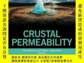 二手書博民逛書店Crustal罕見PermeabilityY410016 Tom Gleeson (Edit... ISBN