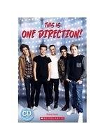 二手書博民逛書店 《Scholastic ELT Readers Level 1: One Direction with CD》 R2Y ISBN:9781909221864│Davis