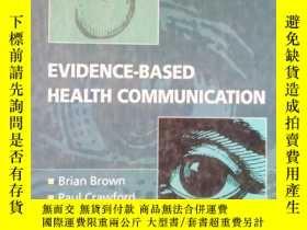 二手書博民逛書店Evidence-Based罕見HealthY15389 Bro