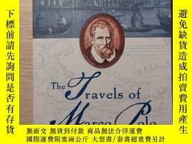 二手書博民逛書店the罕見travels of marco poloY227053 marco polo signet 出版