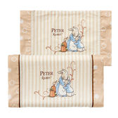 【奇哥】優雅比得兔乳膠健康枕 (46x26x4公分)(附贈替換枕套)