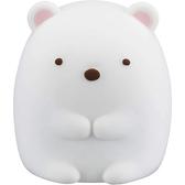 T-ARTS 動動好朋友 角落小夥伴白熊_TA21966