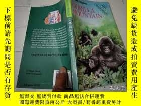 二手書博民逛書店Green罕見Watch GORILLA MOUNTAINY19
